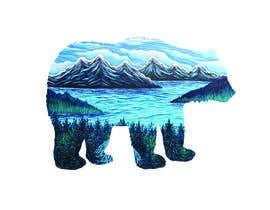 #14 for Bear Nature Adventure af AnimashMondal