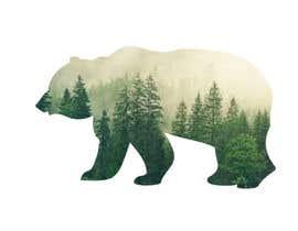 #157 for Bear Nature Adventure af NatalieNikkol