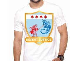 #50 for Desert Justice Logo by Uzairbar