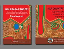 #31 for Ngurrara Rangers project reports cover design by mdselimmiah