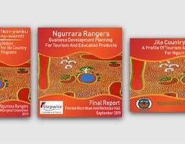 #32 cho Ngurrara Rangers project reports cover design bởi arifdesigner14