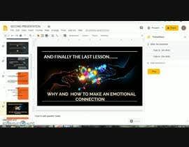Nro 8 kilpailuun Make a Google Slides Presentation käyttäjältä luqmanulhakim2am