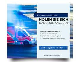 #66 для create banner 300 x 250 px for patient transport от arjp00