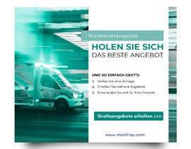 #67 для create banner 300 x 250 px for patient transport от arjp00