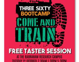 #60 cho design poster/flyer for outdoor fitness bootcamp bởi irfananis07