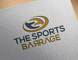 #406 untuk Logo Design options for The Sports Barrage oleh spriyad10