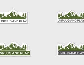 #12 cho jpeg to make sticker for my business tag line bởi boutalbisofiane