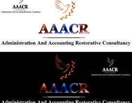 #13 para Logo Design for Administration And Accounting Restorative Consultancy (AAARC) por lorikeetp9