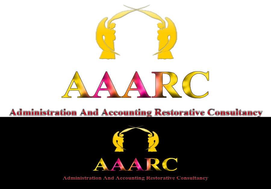 Contest Entry #19 for Logo Design for Administration And Accounting Restorative Consultancy (AAARC)