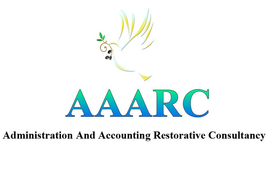 Contest Entry #22 for Logo Design for Administration And Accounting Restorative Consultancy (AAARC)