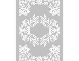 #75 para Vectorize lace pattern for laser cutting por arirushstudio