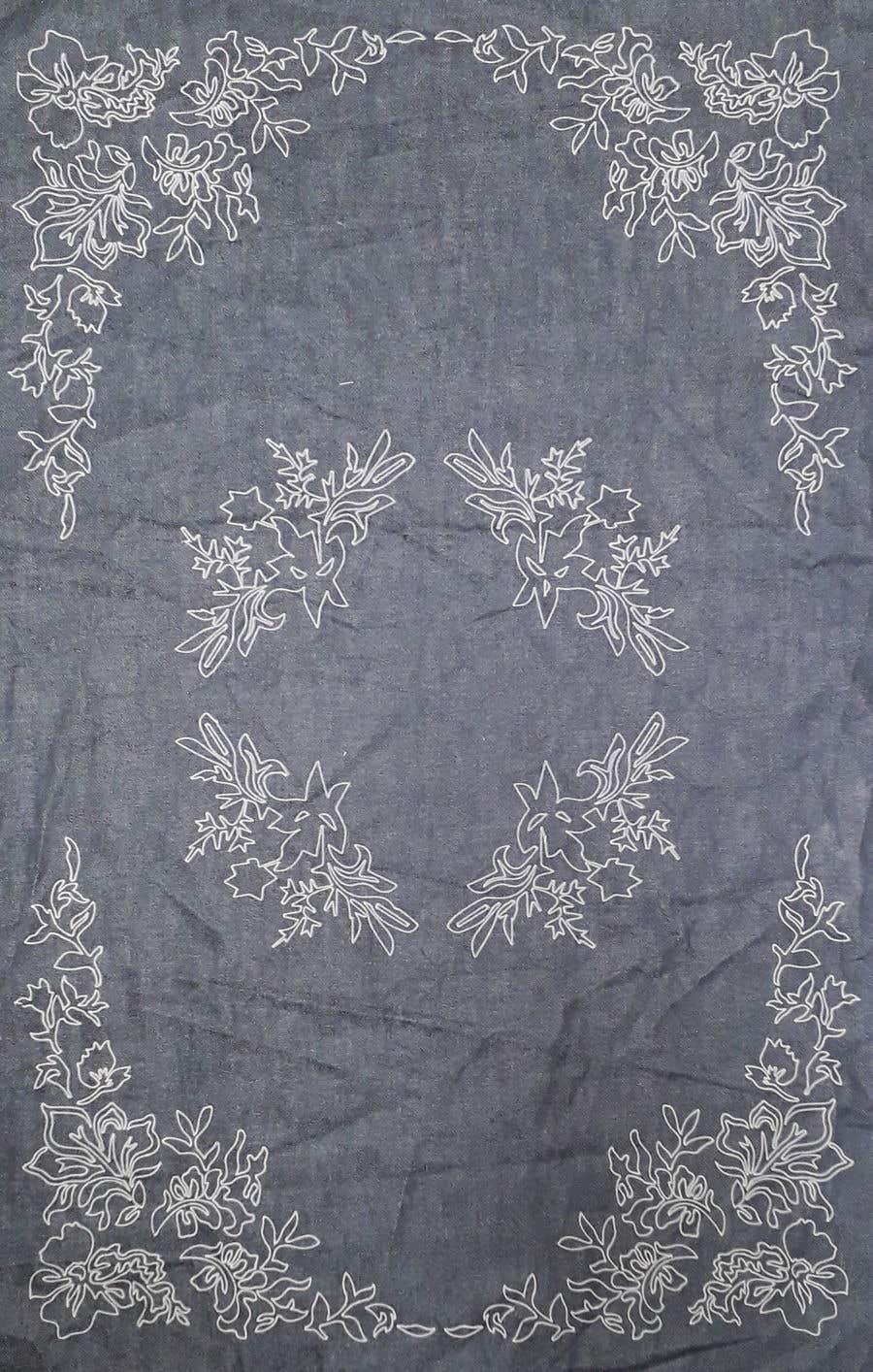 Конкурсная заявка №108 для Vectorize lace pattern for laser cutting