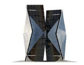 #24 untuk Futuristic Office Design and Structure Concept oleh HakoArquitectos