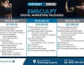 #21 untuk Flyer Design - Digital Marketing Package Comparison oleh Ganeshgs99