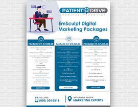 #13 untuk Flyer Design - Digital Marketing Package Comparison oleh Uttamkumar01