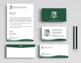 #345 para Letterhead, with compliments slip and business cards por dipangkarroy1996