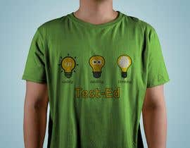 #22 for T-Shirt design with 3 lightbulbs by franc1AL