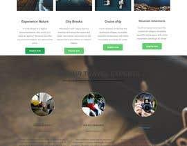 #14 para Create a one page website de WayoutLab
