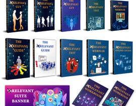 "Akheruzzaman2222 tarafından ""irrelevant suite"": e-cover design for books, online courses için no 21"