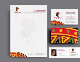 #92 untuk Business cards and letter head oleh shiblee10