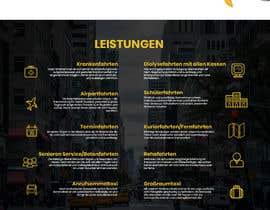 #53 cho Design Taxi Website Mockup bởi JuanRivasDesign