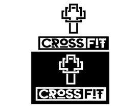 #103 for I need a logo designed for a clothing line. I want it to say Cross Fit with a design of a cross. af feramahateasril