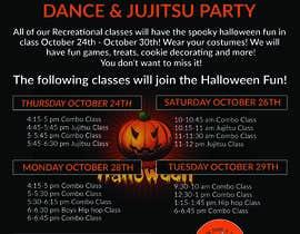 #33 for Halloween Party Flier af amasuma412