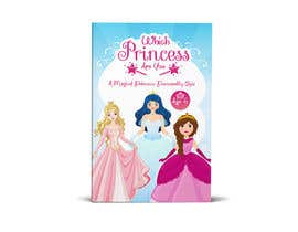 #105 for Princess Book Cover Contest af arsalansolution