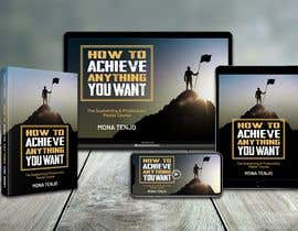 "irenevik tarafından Product Cover Design for Online Course ""How to Achieve Anything You Want - The Goalsetting & Productivity Master Course"" için no 35"