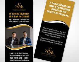 #45 cho Make my law firm a flyer bởi moslehu13