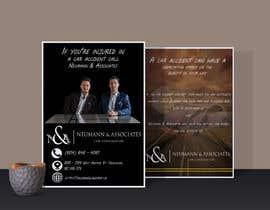 #51 cho Make my law firm a flyer bởi rafiq07