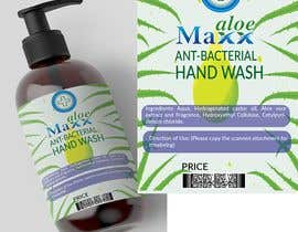 #23 cho Designing of Hand wash sticker and Baby's wet tissue packaging. bởi subrinarupa