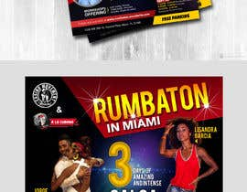 Nro 33 kilpailuun flyer design for a dance workshop event käyttäjältä jaydeo