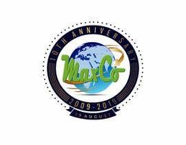#87 untuk 10th Anniversary Logo oleh milajdg
