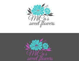 #10 for Create a logo design MiCa´s Sweet Flowers af Freetypist733