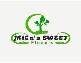 #79 para Create a logo design MiCa´s Sweet Flowers por MdSobuj2020