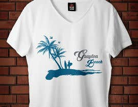 #61 cho Create coastal/nautical/vintage souvenir beach t-shirt style design for use on t-shirt and logo for website bởi zahidulhoque1976