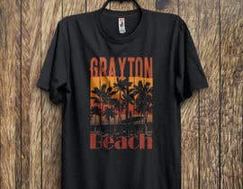 #33 for Create coastal/nautical/vintage souvenir beach t-shirt style design for use on t-shirt and logo for website af oaeskuruni27