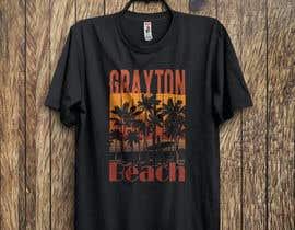 oaeskuruni27 tarafından Create coastal/nautical/vintage souvenir beach t-shirt style design for use on t-shirt and logo for website için no 33