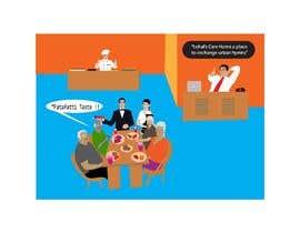 Nro 6 kilpailuun Senior Living Cartoon/Caricature characters. käyttäjältä AnimashMondal