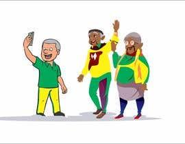 Nro 2 kilpailuun Senior Living Cartoon/Caricature characters. käyttäjältä legalpalava