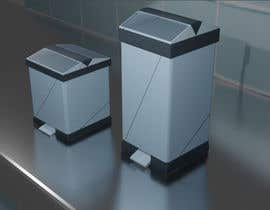 #14 for I need a 3D model of something. A new and improved design of a kitchen bin.  Something that is subtle yet know what it's for. Practical and not too big but decent size af Pespis