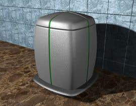 #11 for I need a 3D model of something. A new and improved design of a kitchen bin.  Something that is subtle yet know what it's for. Practical and not too big but decent size af Sarxyr