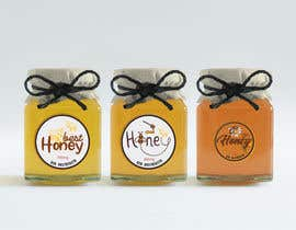 #36 for Design and Honey Jar Label af reazuljess2