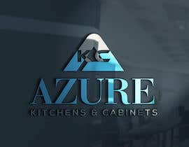 #2 for New Logo ***AZURE*** Rebranding our Kitchen & Cabinet making business by mask440