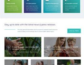 #63 pentru Need a website built for a Home Care Agency Business de către MorahFred