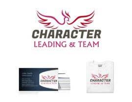 #169 untuk Diseño de logotipo: Character, Leading & Team oleh ArmandoHerz