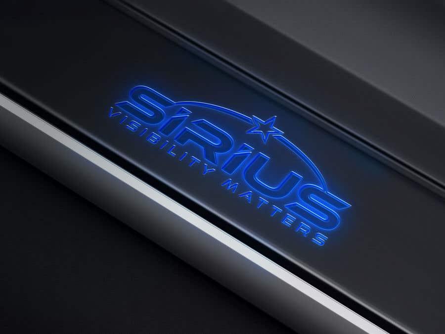 Kilpailutyö #1121 kilpailussa New Logo :   SIRIUS