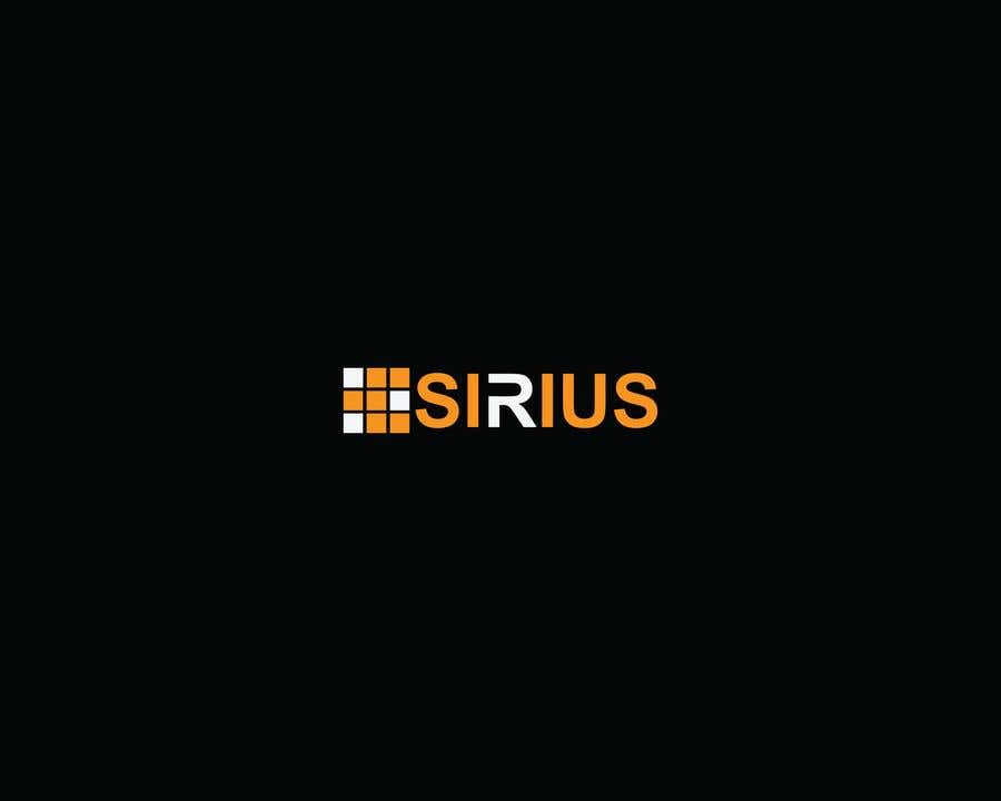 Kilpailutyö #1310 kilpailussa New Logo :   SIRIUS