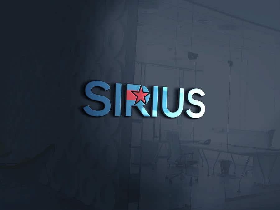 Kilpailutyö #1013 kilpailussa New Logo :   SIRIUS